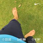 走る習慣、毎日最低1kmが9日続いたら気付いた件