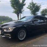 BMW 320dツーリング初高速インプレッションと驚きの燃費!